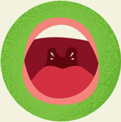 Picazón en la boca