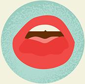 Hinchazón de labios, boca, lengua y garganta