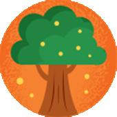 Polen de los árboles