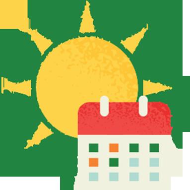 El sol y el calendario