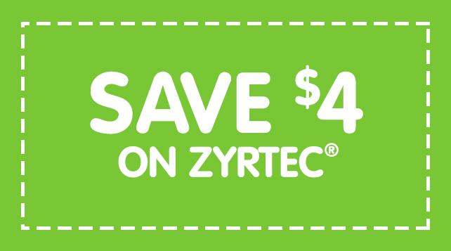 Savings | ZYRTEC®