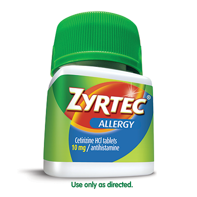 photo about Zyrtec Printable Coupon $10 named Discounts ZYRTEC®