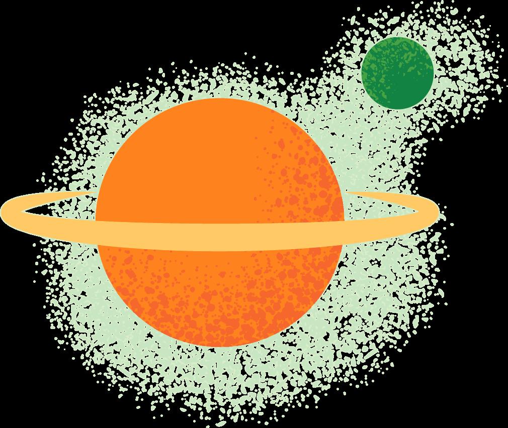 El polvo también proviene del espacio.
