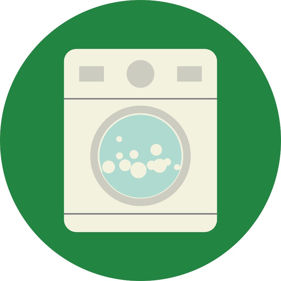 Washing machine graphic