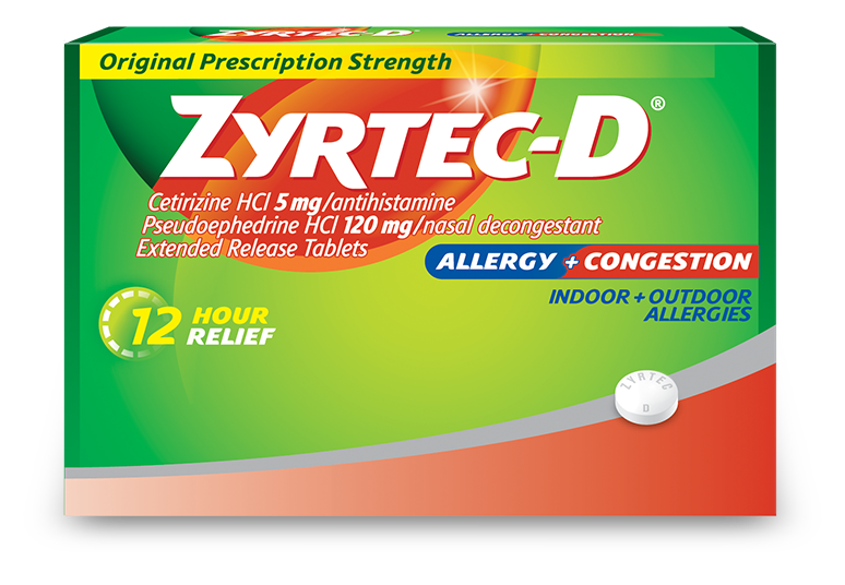 Zyrtec-D Reviews