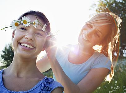 Daisy Headband Blossoms