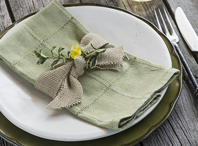 Daffodil Table Dressings