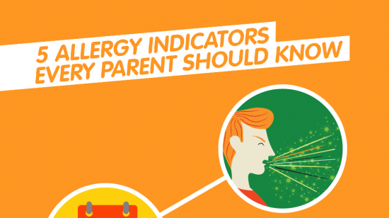 Five Signs of Allergies  Parents Should Know