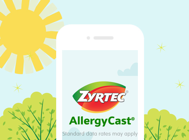 Download Today's Allergy Forecast on Your Phone